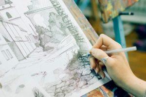 Базовый курс рисунка